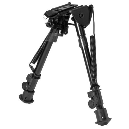 Presents This Tactical Tall Height Adjustable Rifle Bipod With Integral Sling Swivel Stud Mount + Various Mounting Adapters Fit Hi-Point Carbine Mossberg 715T S&W.., By m1surplus from