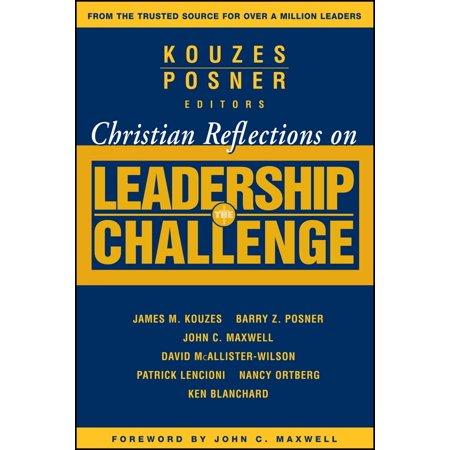Christian Reflections on the Leadership Challenge - Christian Reflection Halloween