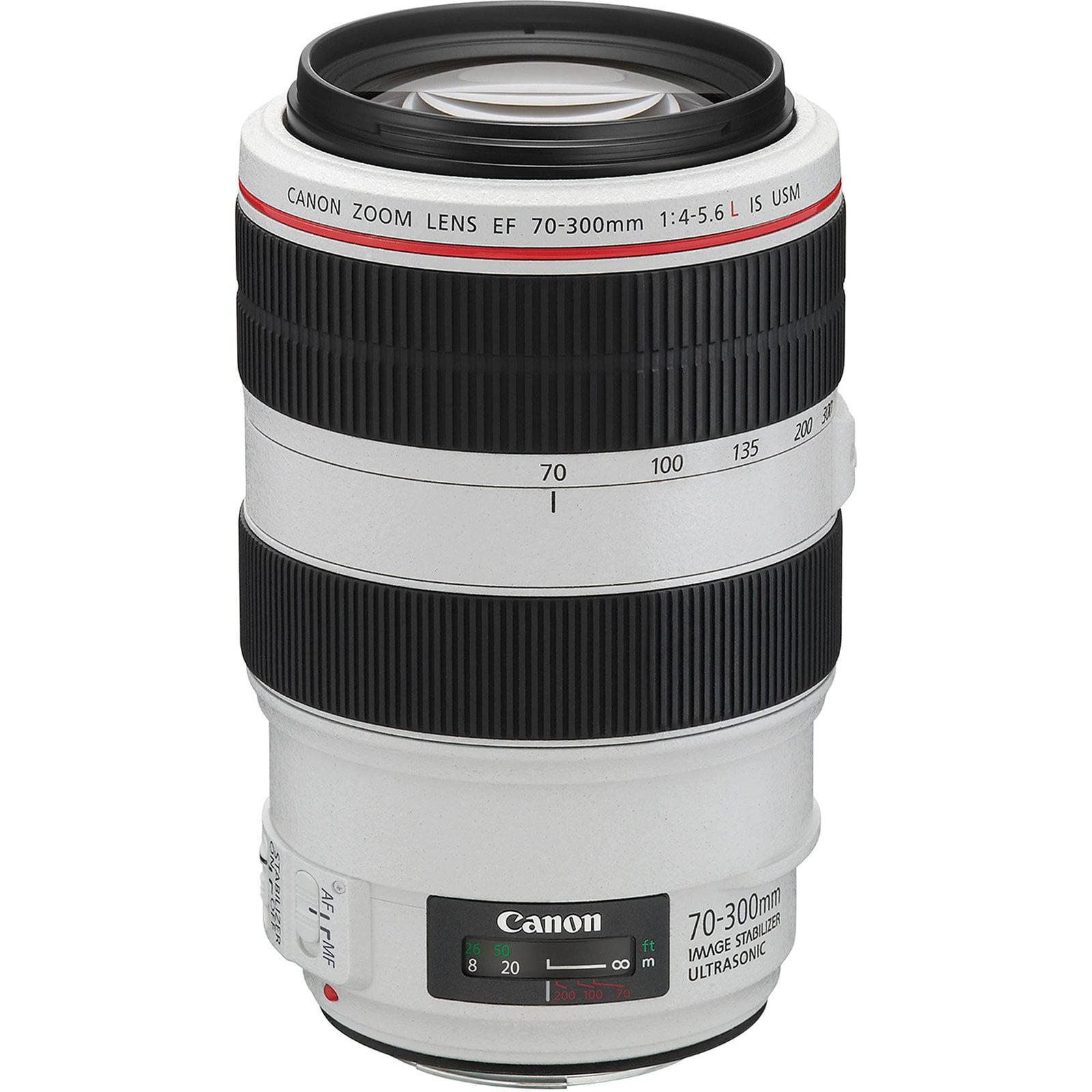 Canon EF 70-300mm f/4-5.6 L IS USM Zoom Lens