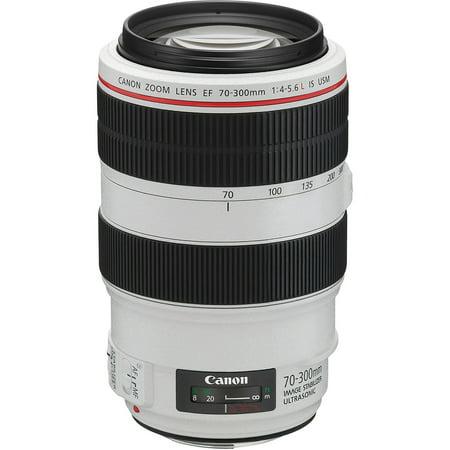 Canon Ef 70 300Mm F 4 5 6 L Is Usm Zoom Lens