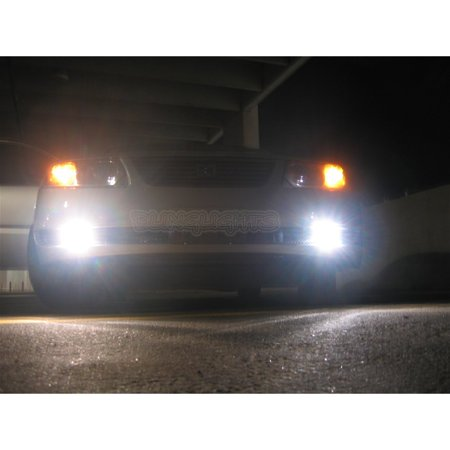 2005 2006 2007 Saturn Ion Xenon Foglamps Bumper Foglights Driving Fog Lamps Lights Kit coupe sedan