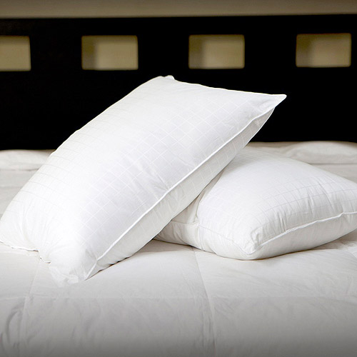 Cozy Classics Luxe Down Alternative Soft Gel Fiber Pillow