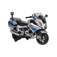 Best Ride On Cars BMW Police Bike Battery Powered Riding Toy