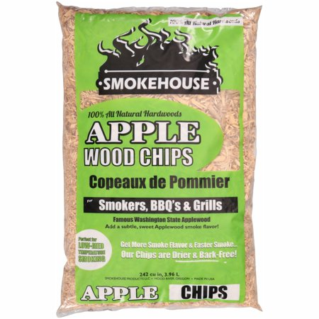 Smokehouse Apple Wood Chips 2 lb Bag