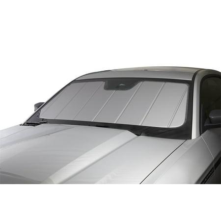 Covercraft UVS100 Custom Fit Windshield Shade for Select Honda Accord Models - Triple Laminate Construction (Silver)