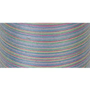 Cotton Machine Quilting Thread, Multicolor 225yd, Baby Pastels