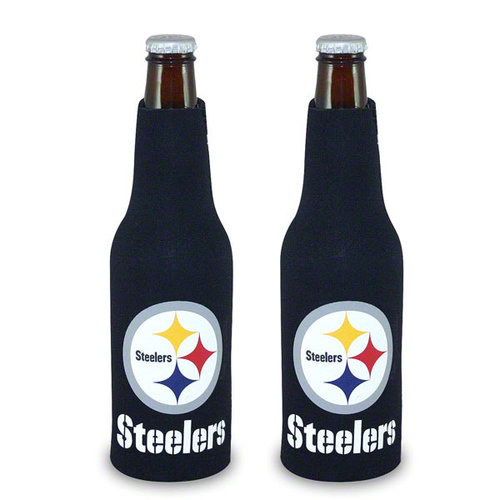 NFL - Pittsburgh Steelers Bottle Koozie 2-Pack