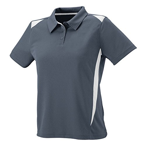 WOMEN'S PREMIER SPORT SHIRT 2XL Graphite/White