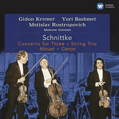 Concerto for Three / String Trio /