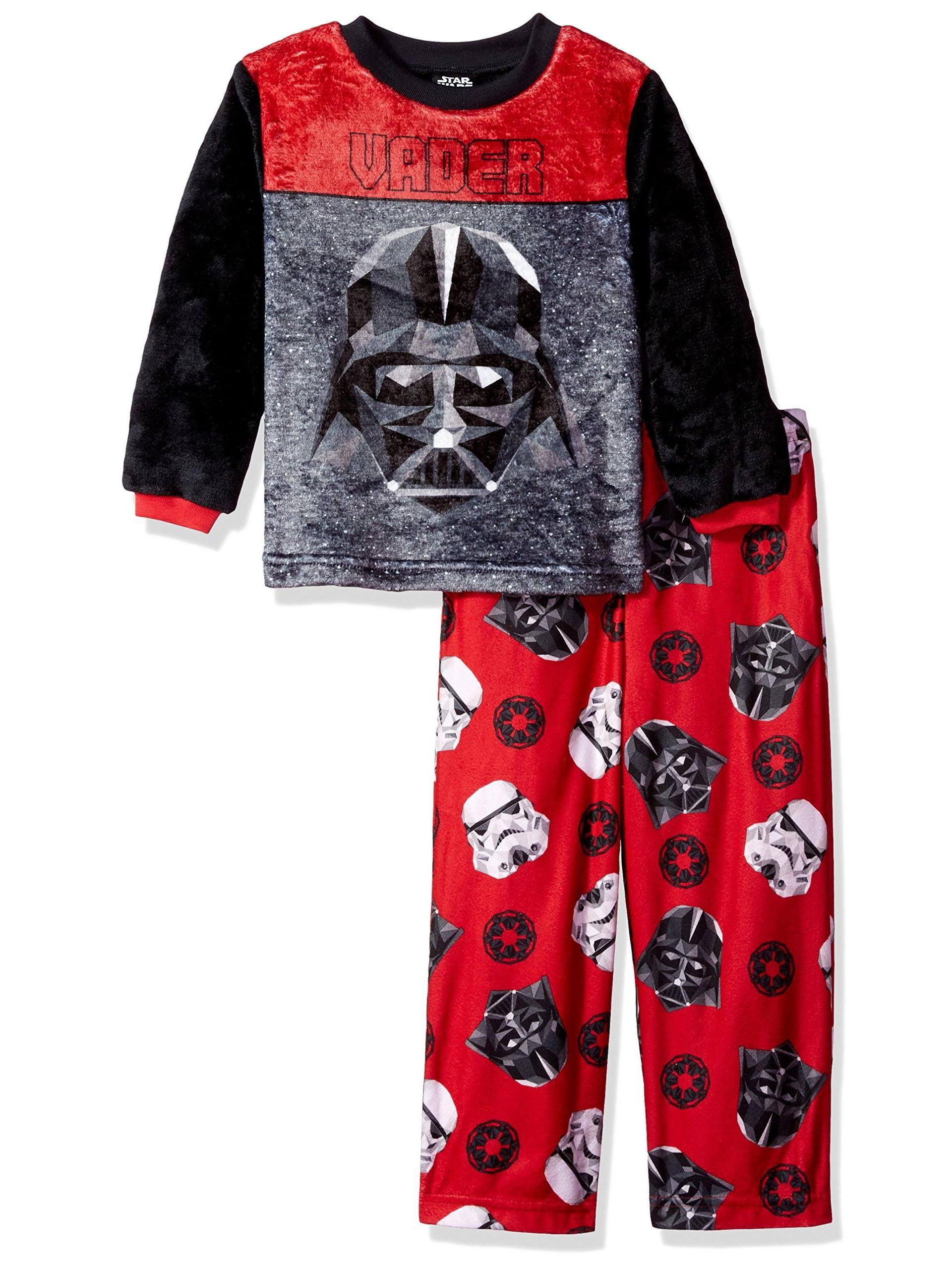 Star Wars Boys' 2-piece Fleece Pajama Set