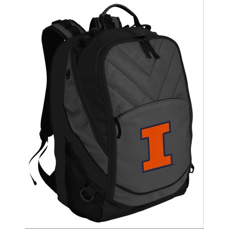 University of Illinois Backpack Our Best OFFICIAL Illini Laptop Backpack