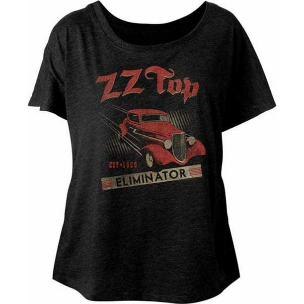 Toddler T-Shirt ZZ Top American Classics Eliminator