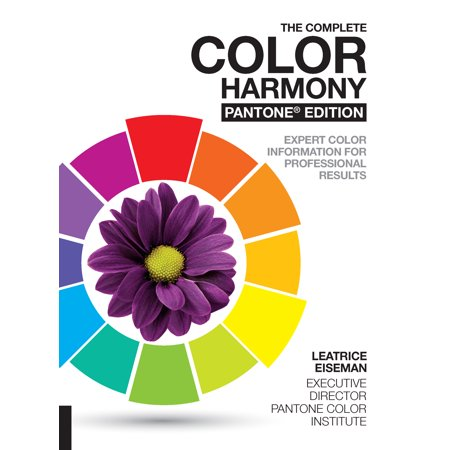 Pantone Color Books - The Complete Color Harmony, Pantone Edition : Expert Color Information for Professional Results