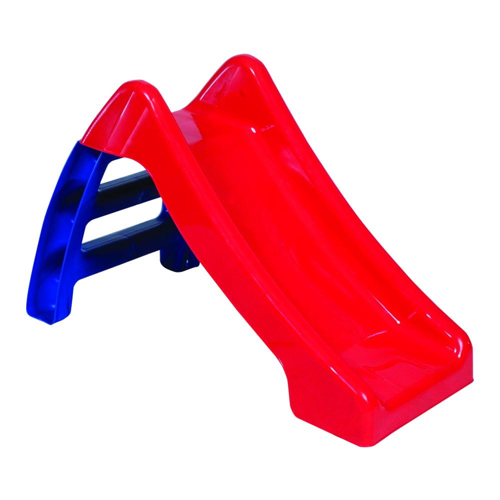 Starplay Junior Mini Slide Blue/Red
