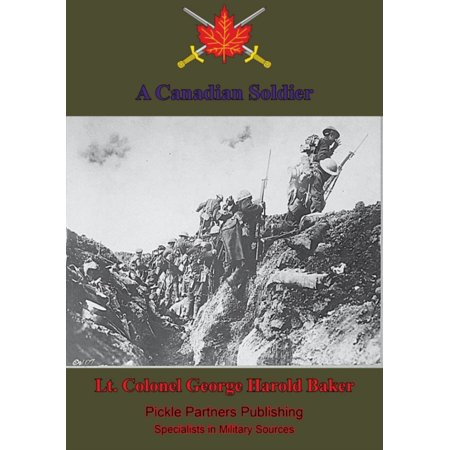 A Canadian Soldier - eBook
