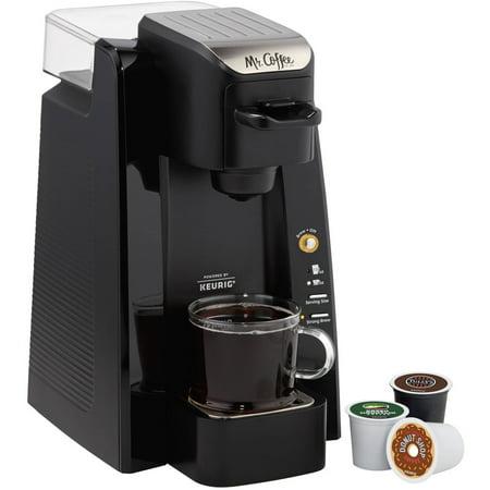 Mr. Coffee 24-oz Single Serve Coffee Maker, BVMC-SC500-1 - Walmart.com
