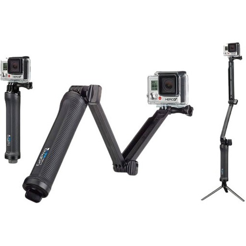 GoPro 3-Way Grip-Arm-Tripod