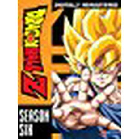 Dragon Ball Z  Season Six  Japanese