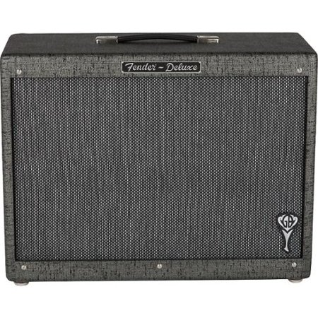 fender gb hot rod deluxe 112 1x12-inch guitar amplifier cabinet -