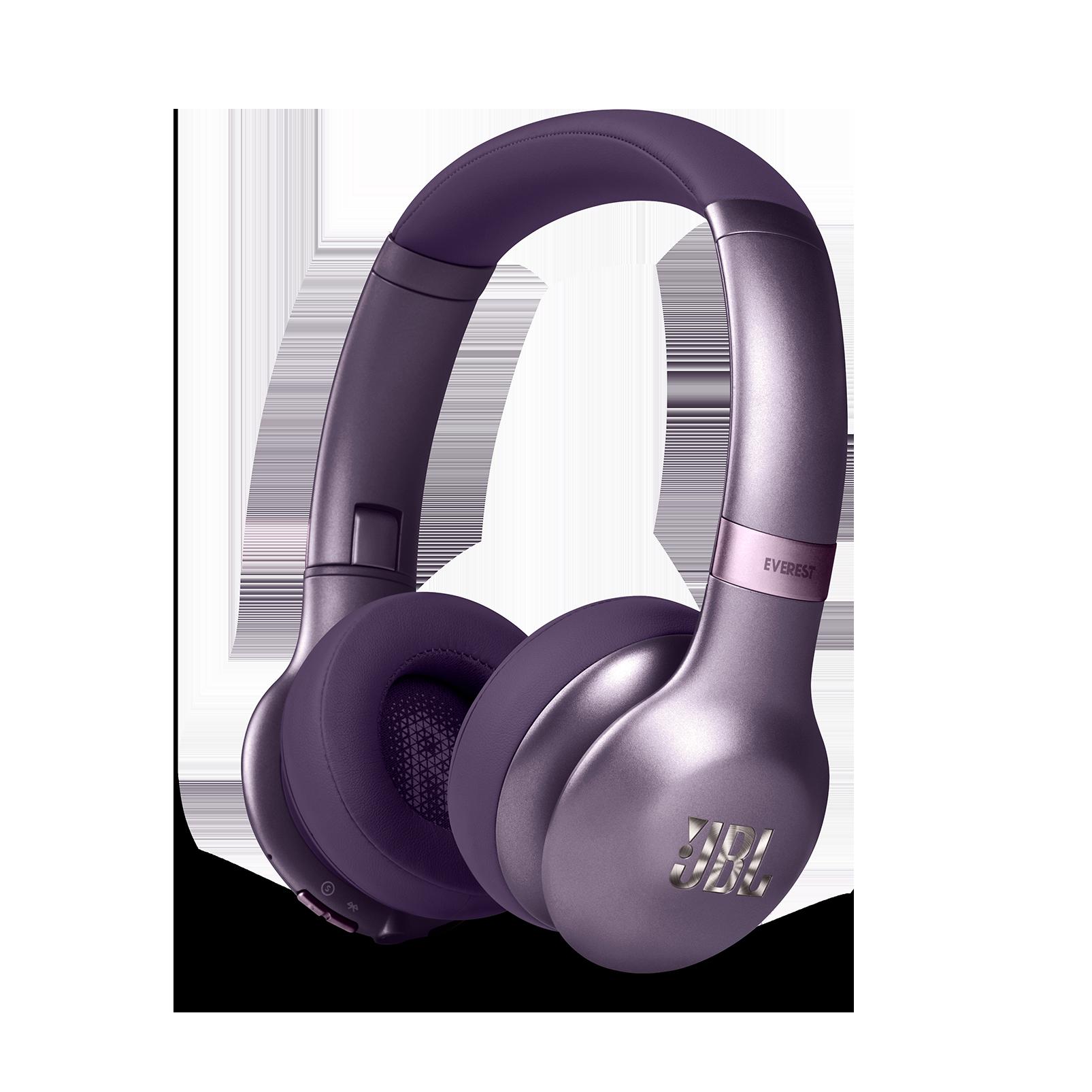 JBL JBLV310BTPUR Everest 310 On-Ear Wireless Bluetooth Headphones with Microphone Purple by JBL
