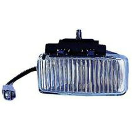 Compatible 1997 2001 Jeep Cherokee Fog Light Lamp