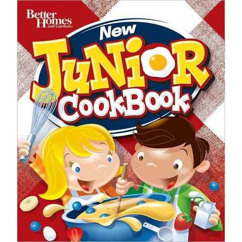 Better Homes and Gardens New Junior CookBook Walmartcom