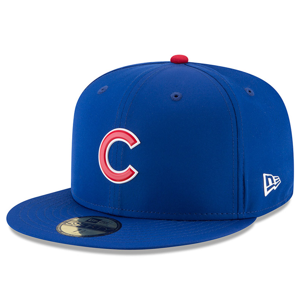 Chicago Cubs New Era 2018 On-Field Prolight Batting Practice 59FIFTY Fitted Hat - Royal