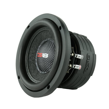 DS18 Elite Z6 6.5 Inch Subwoofer 600W Max 300W Rms Dual Voice Coil 4 + 4