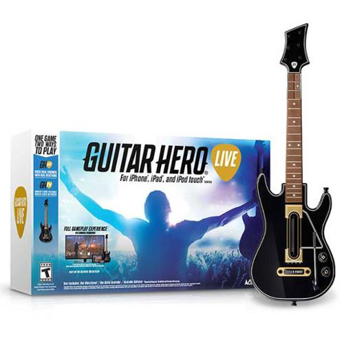 Guitar Hero Live [Bundle] (iOS)