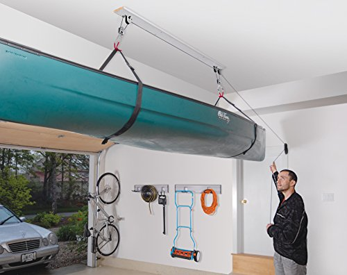 NEW Delta Cycle El Greco Bike Hoist for Garage Lift Space Storage Kayak