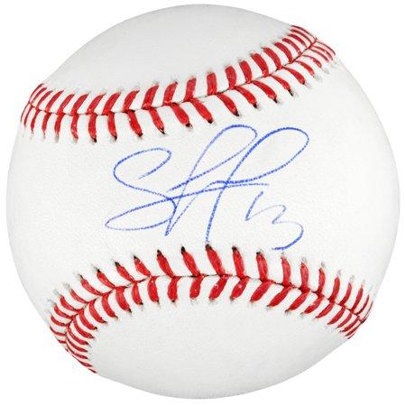 Salvador Perez Kansas City Royals Fanatics Authentic Autographed Baseball - No Size