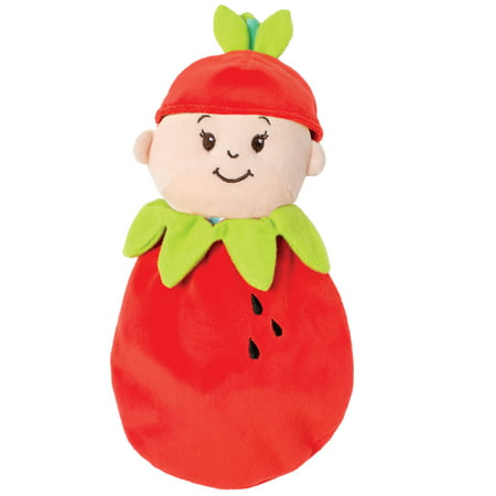 Manhattan Toy Wee Baby Stella Snuggle Strawberry Doll