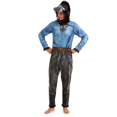 Wolfman Men's Onesie Union Suit