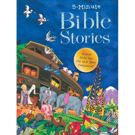 5 Minute Bible Stories](5 Minute English Halloween)