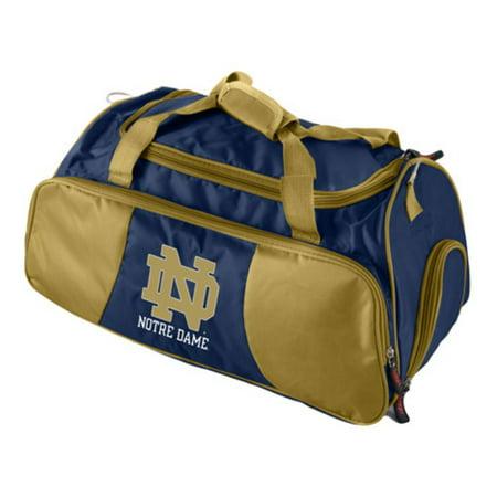 logobrands Collegiate Locker Duffel Bag with Shoulder Strap