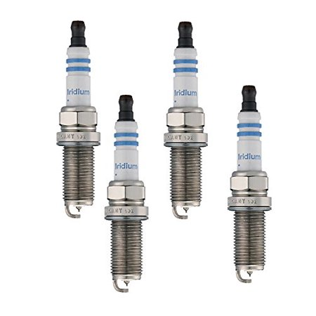 Bosch (9613) FR7NII33X Original Equipment Iridium Fine Wire Spark Plug, (Pack of 4) (Spark Plugs And Wires)