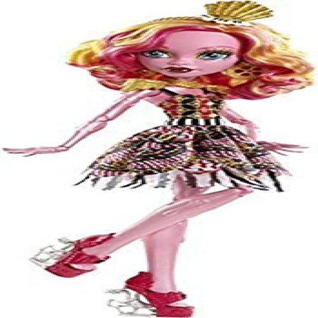 Monster High Freak du Chic Gooliope Jellington Doll (Discontinued by manufacturer) - Werewolf Monster High