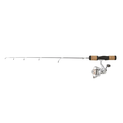 "Frabill Fin-S Pro 26"" Light Ice Fishing Rod and Reel Combo by Ice Fishing Supplies"