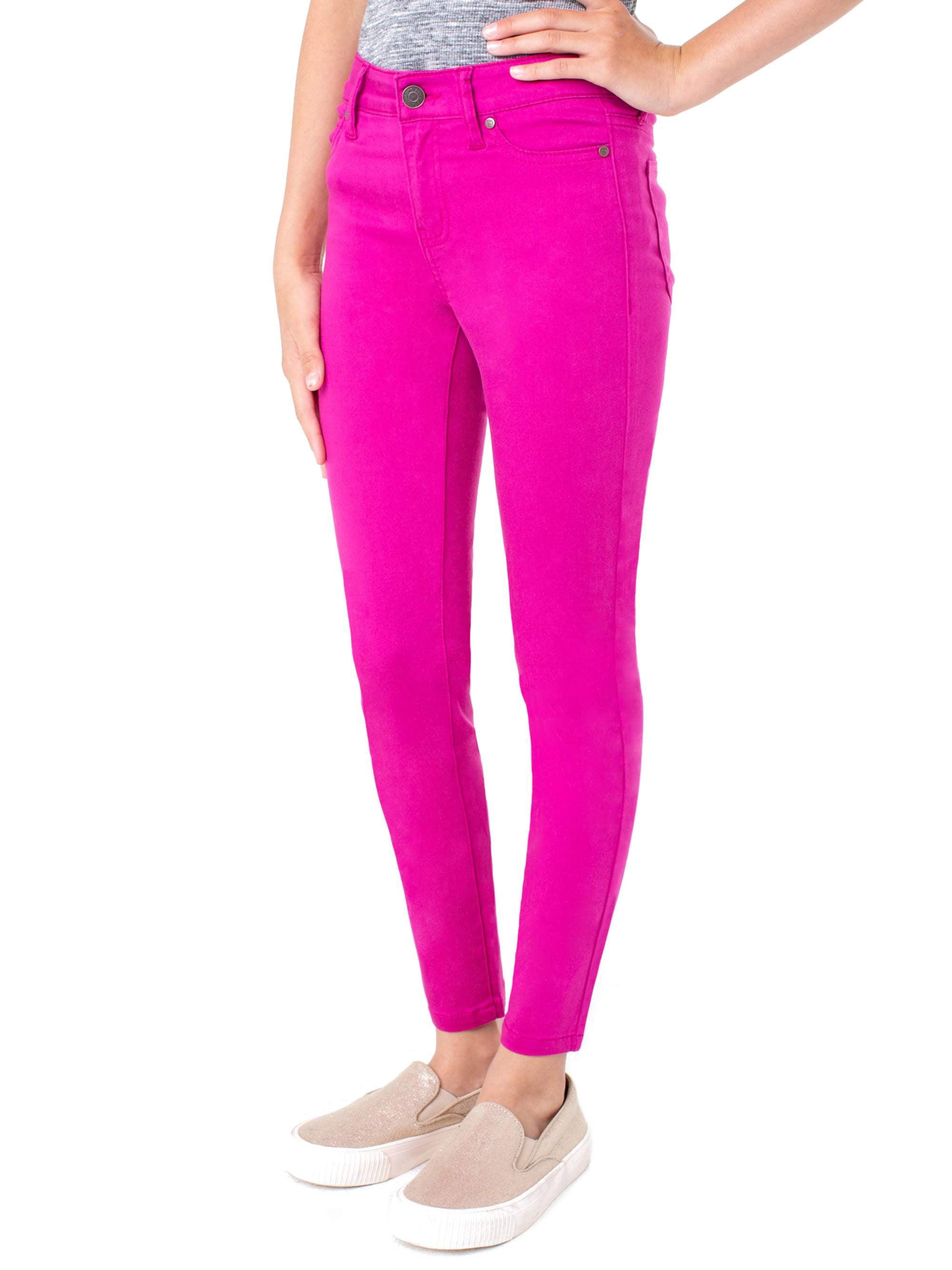 Planet Pink Skinny Color Jean (Little Girls & Big Girls)