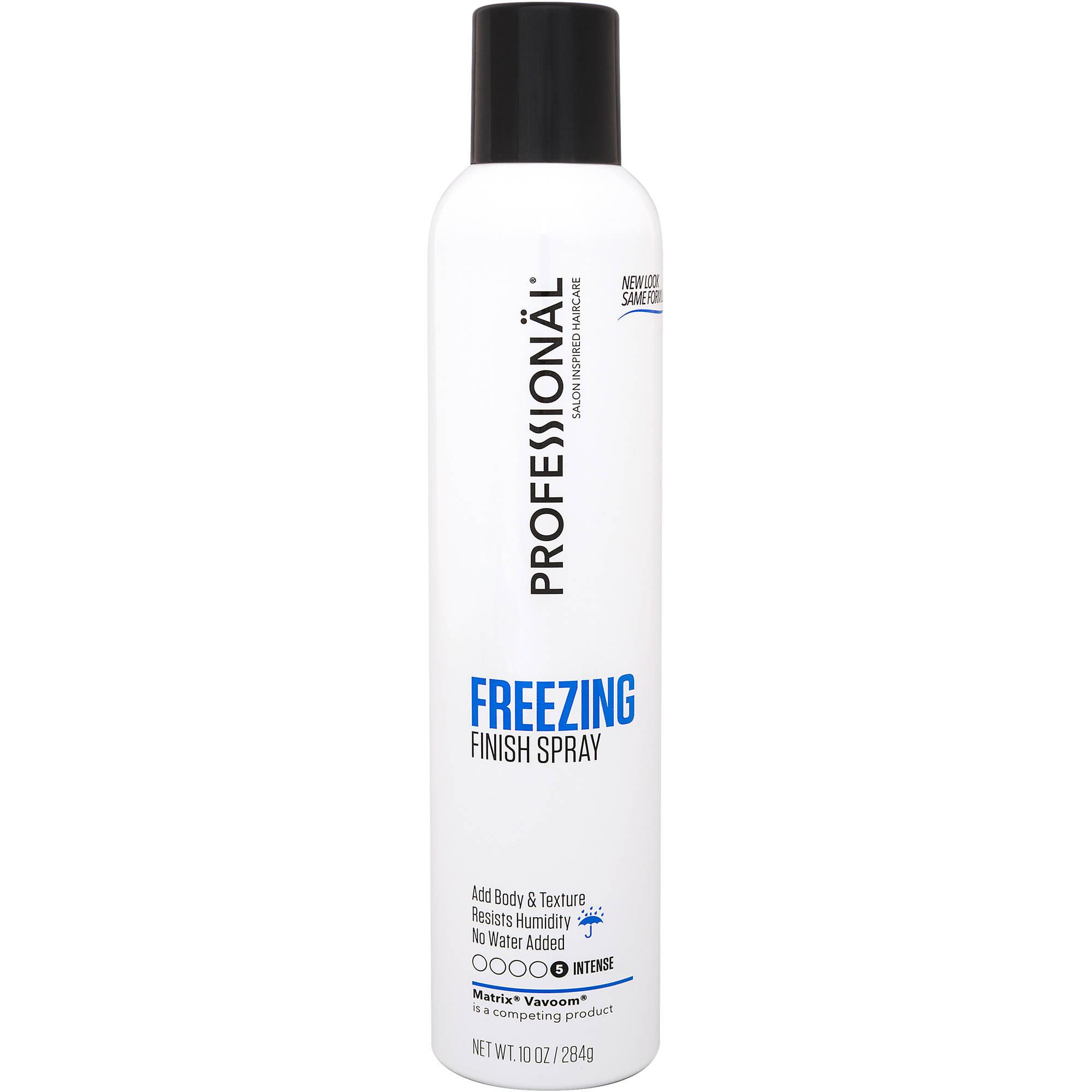 Professional Freezing Finish Hair Spray, 10 oz