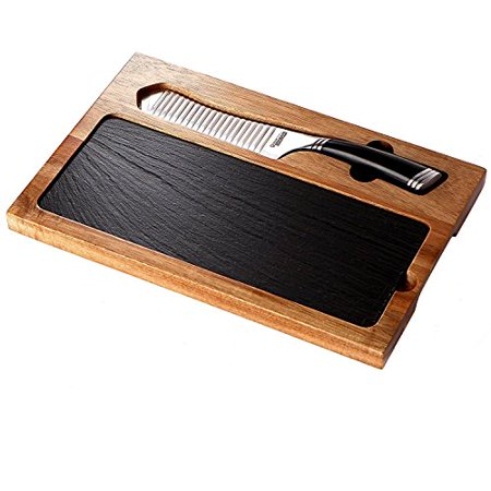 Groovetech 3 Piece Cheese Board Set