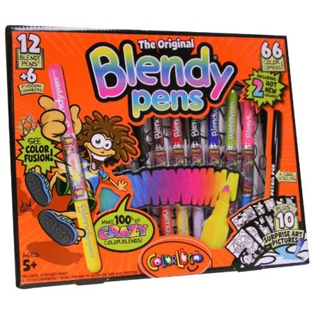 Giddy-Up Blendy Pens Color Fuzion Kit (Large)