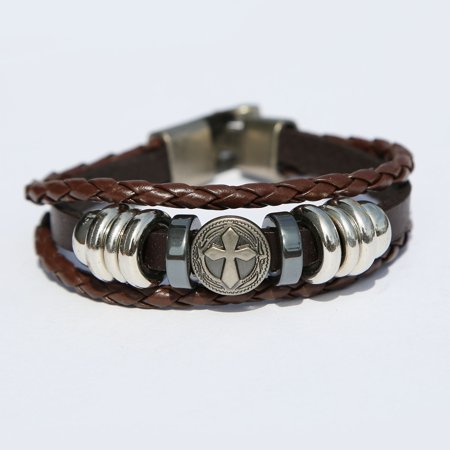 Celtic Bracelet (Brown)