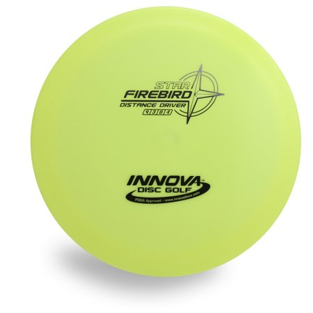 Star Firebird, Overstable Distance Driver which works well into a headwind. By Innova