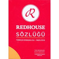 Redhouse Turkce/Osmanlca-Ingilizce Sozluk = : Redhouse Turkish/Ottoman-English Dictionary