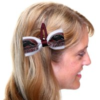 Southern Illinois Salukis Women's 2-Pack Hair Clippies - No Size