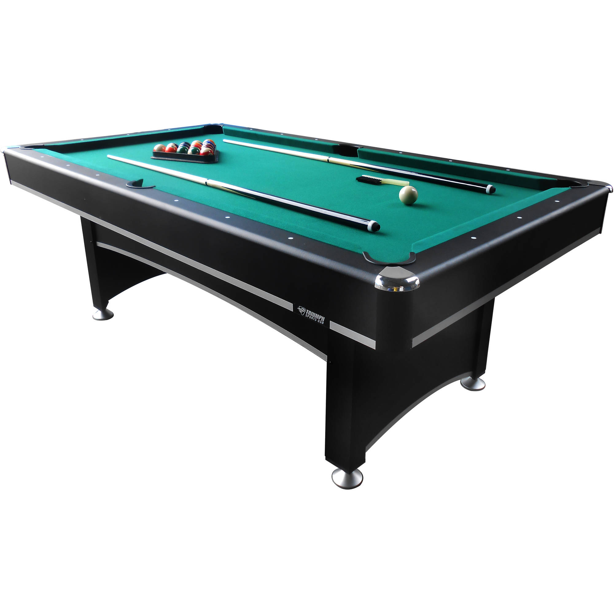 "Triumph 84"" Phoenix Billiard Table with Table Tennis Top"