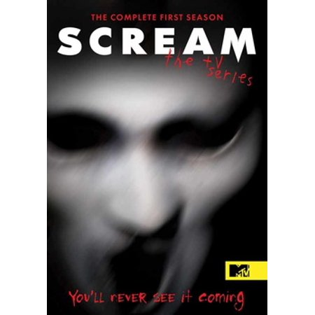 Scream: The Complete First Season (DVD) (Scream Villain)