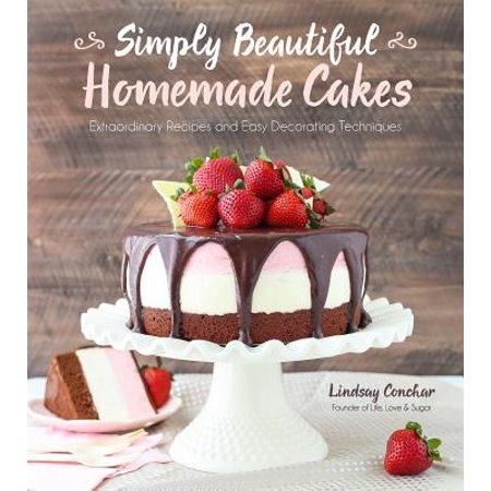 Simply Beautiful Homemade Cakes - eBook