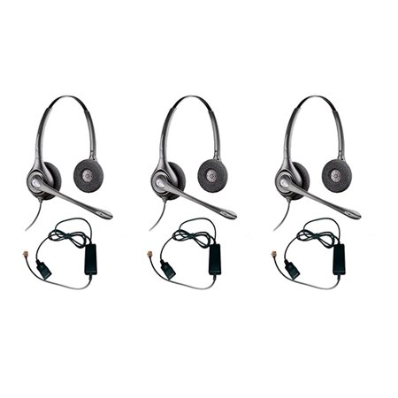 Refurbished Plantronics Supra Plus HW261N with A10 Adapter